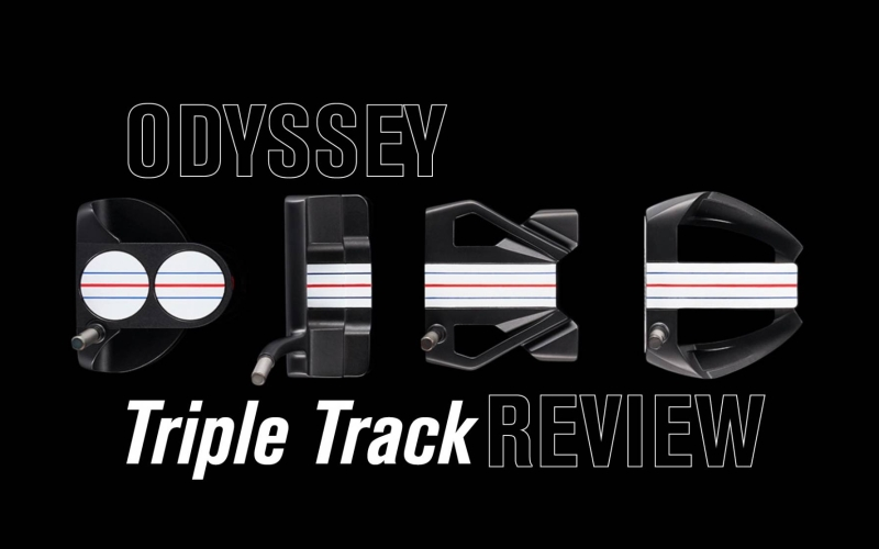 Strong line up for Odyssey with Triple Track confidence booster
