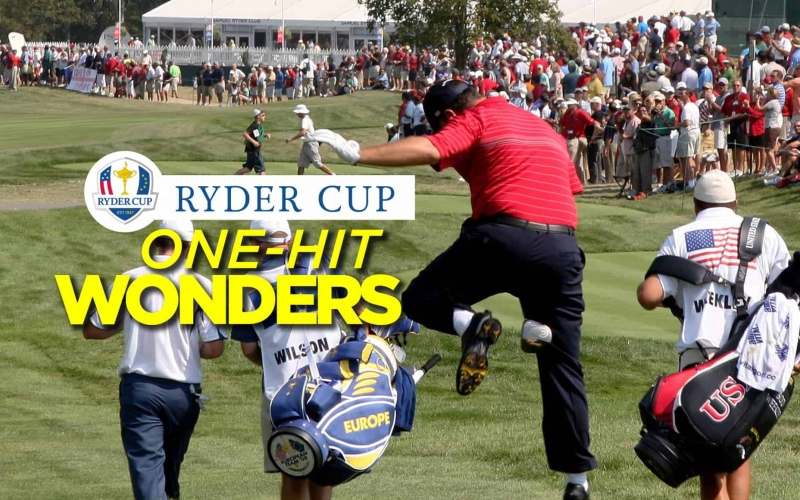 Ryder Cup Heroes: Happy-go-lucky Boo Weekley helps snap the streak