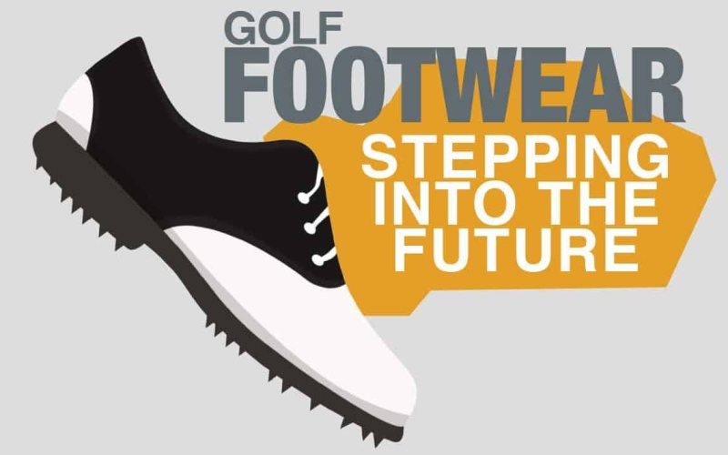 Golf footwear: Stepping into the future