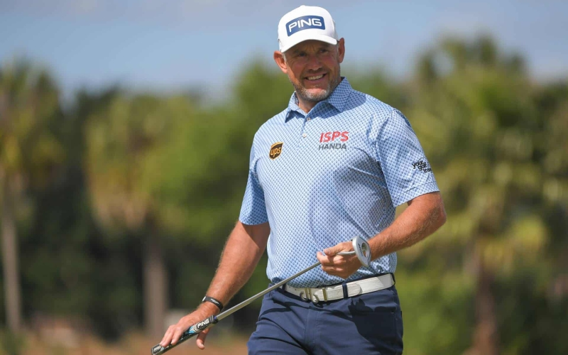 Lee Westwood – Glad to be back