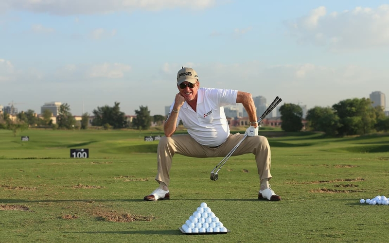 Miguel Angel Jimenez – 706 not out