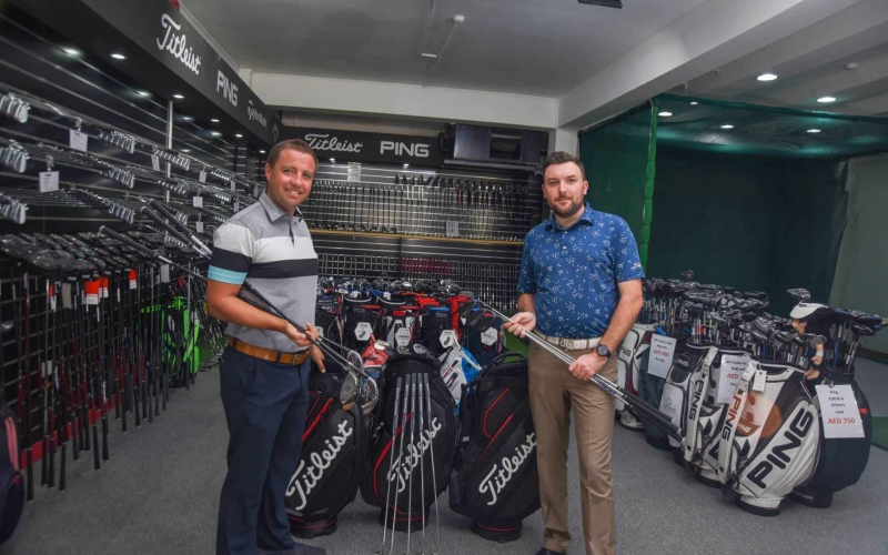 Golf Superstore's top five hottest products