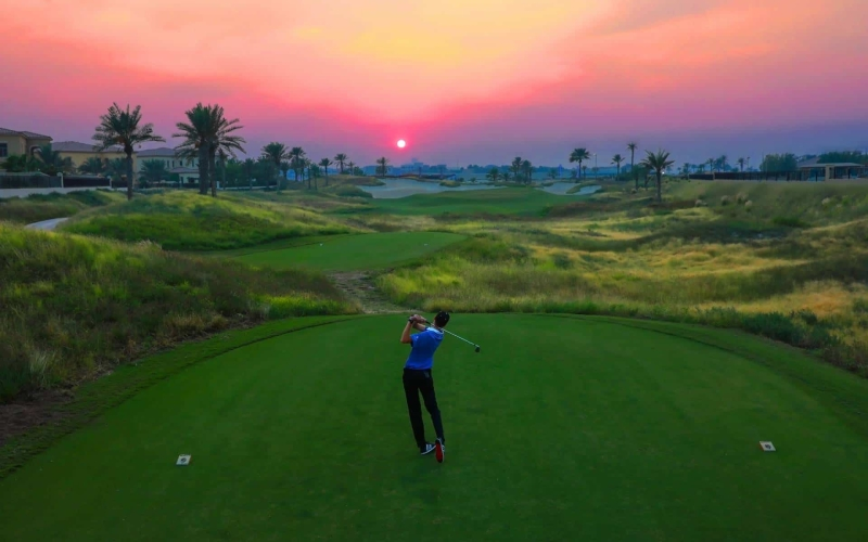 Abu Dhabi Amateur Championship – Back with a bang