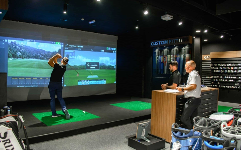 eGolf Megastore launch new custom fit service AccuFit