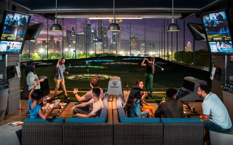 Topgolf Dubai looking to fill 200 job roles