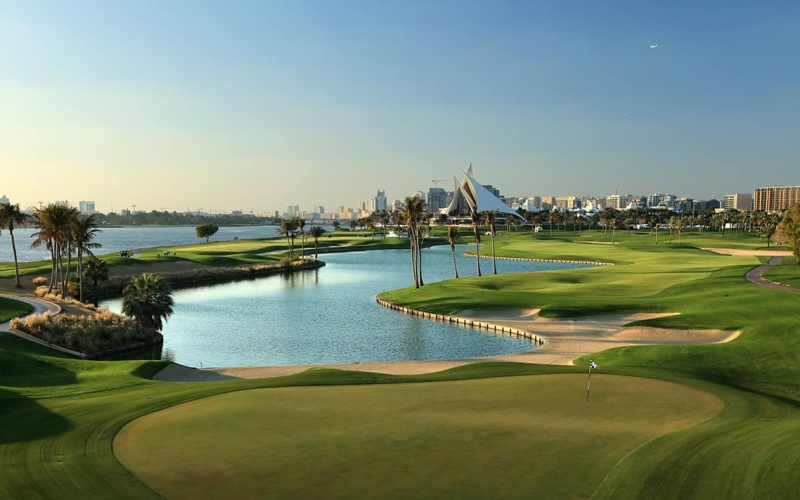 Golfing upsurge in Dubai and UAE in May and June