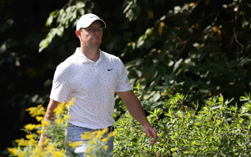 What's happened to Rory McIlroy?