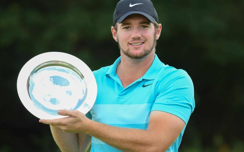 Horsfield earns maiden title at Hero Open