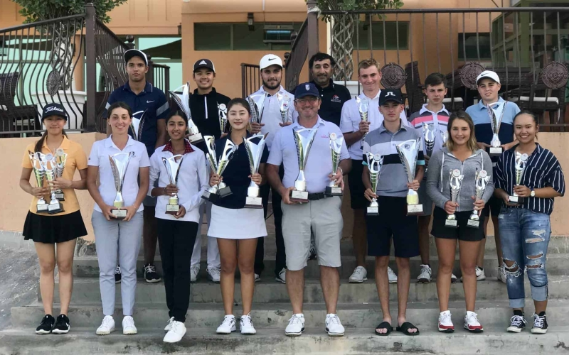 Hyeonji Kang and Dan Byrne top EGF Order of Merit