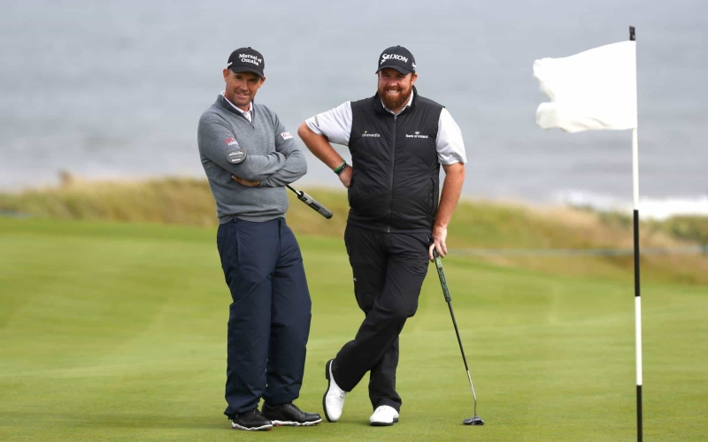 Lowry and Harrington ready for homecoming at Dubai Duty Free Irish Open