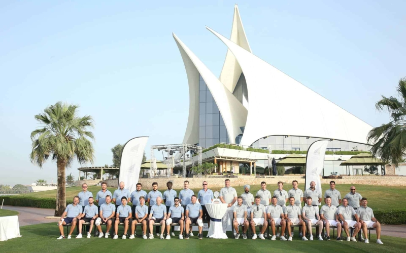 Amateurs gunning for fifth successive title in the Dubai Golf Trophy