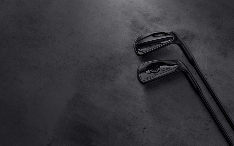 Titleist: Back in Black