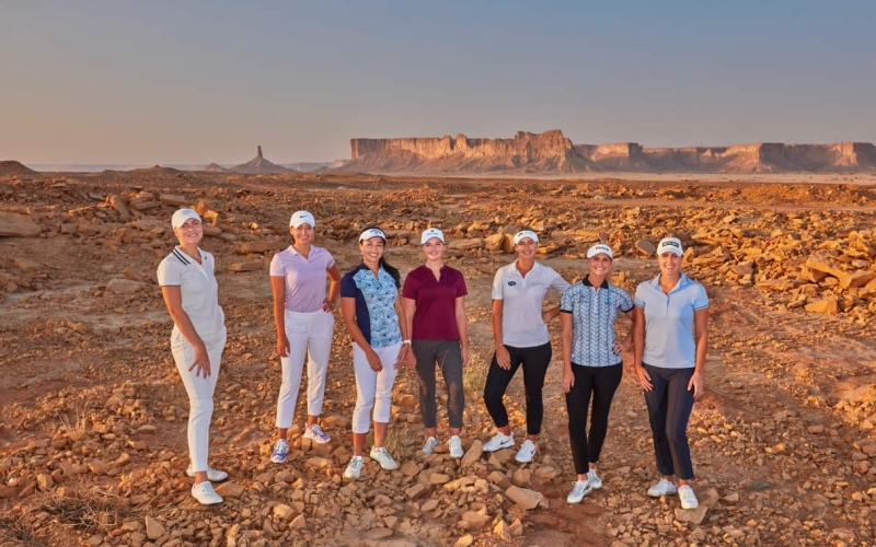 World-class golf set to return to Saudi Arabia with landmark Ladies European Tour double-header