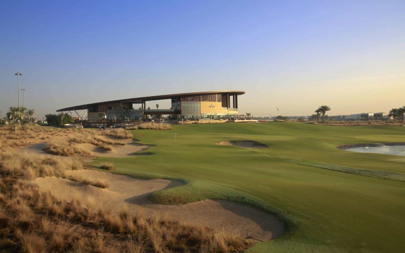 Golf for all at Trump International Golf Club, Dubai