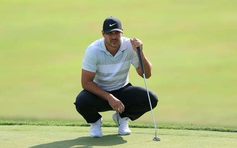 Koepka makes slow start in return from injury