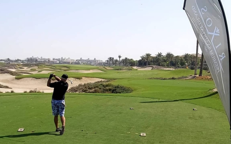 Smith takes the opening Rixos Monthly Medal at Saadiyat Beach
