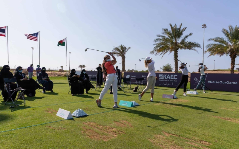 Phenomenal response to Golf Saudi's 'Ladies First Club'