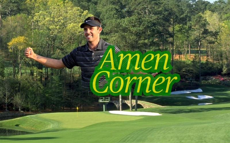 Charl Schwartzel's guide to Amen Corner