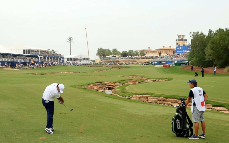 Race to Dubai top five set for DP World Tour Championship showdown