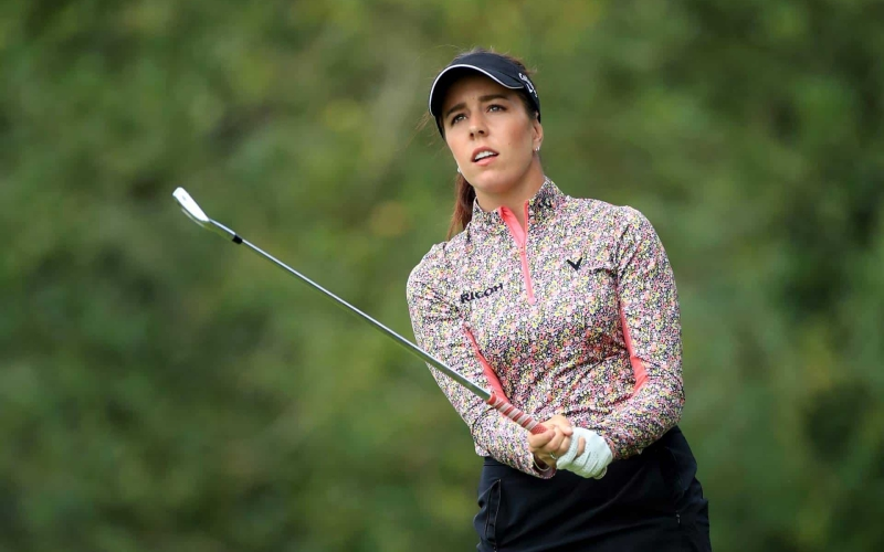 Georgia Hall eager to sample Saudi delights at historic Ladies European Tour double-header