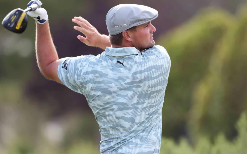 Pete Cowen: Bryson all set to release the 400 yard bombs at The Masters