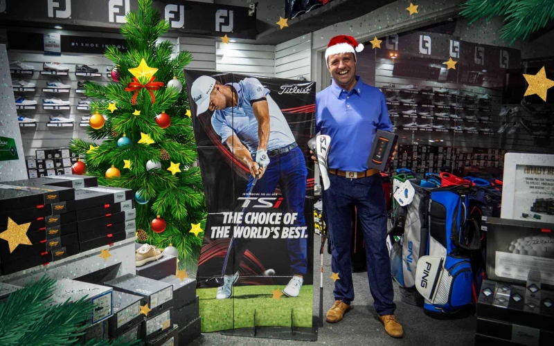 What's hot this Christmas at Golf Superstore?