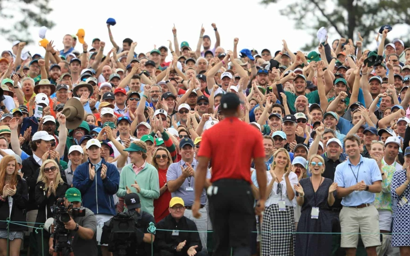 Pete Cowen: Crowd-less Masters in 2021?