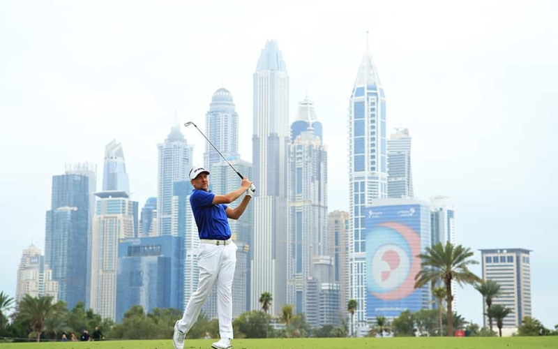 Cream of the European Tour heading to the OMEGA Dubai Desert Classic