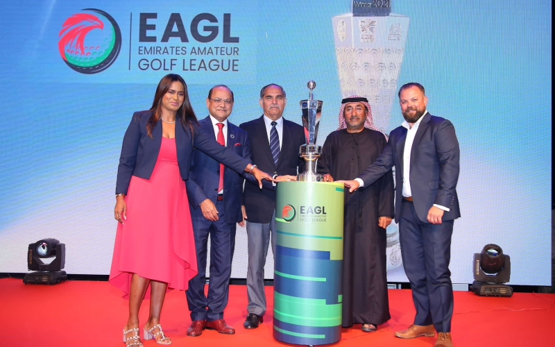 EAGL, world's first franchise-based amateur golf league, promises to be a game-changer in the UAE