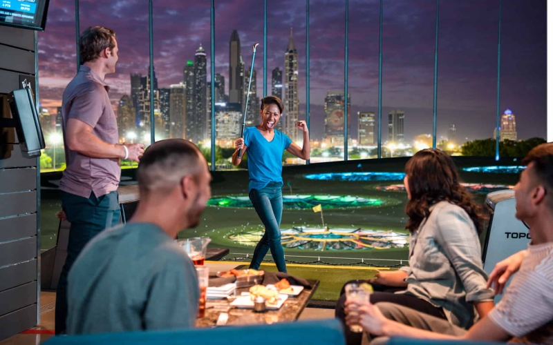 TOPGOLF DUBAI | 5 THINGS WE LEARNED