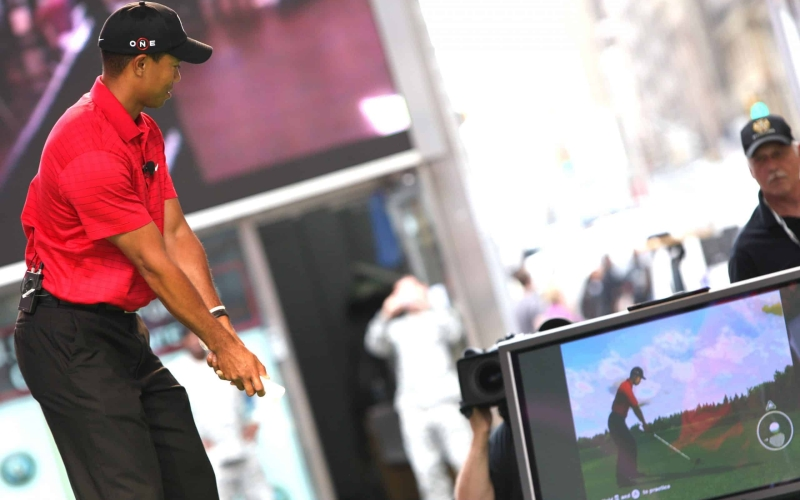 Tiger Woods to return to video games for the first time in eight years