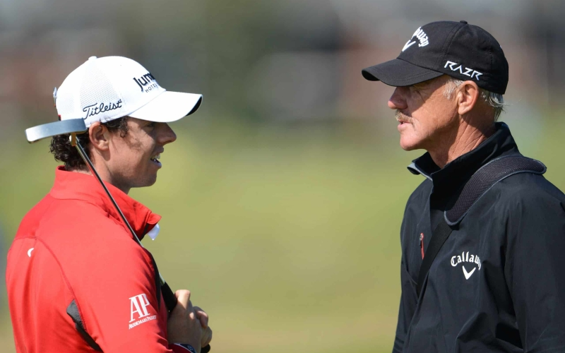 Pete Cowen: Rory will win Majors – just give him space