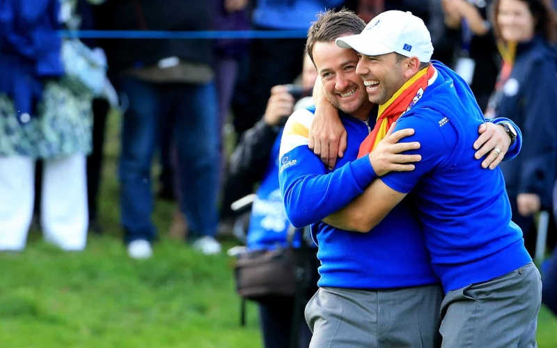 Sergio Garcia: Europeans have more fun