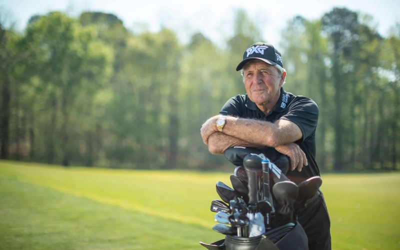 Gary Player joins Golf Saudi