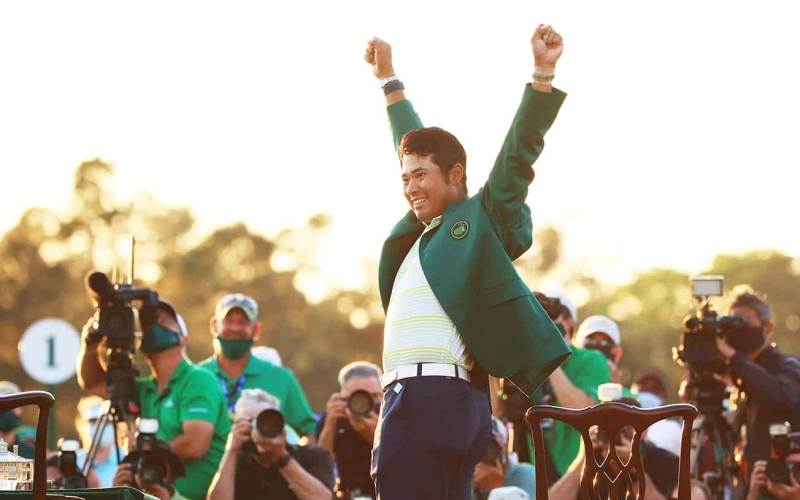 Matsuyama's Masters: Facts & figures from Hideki's historic win