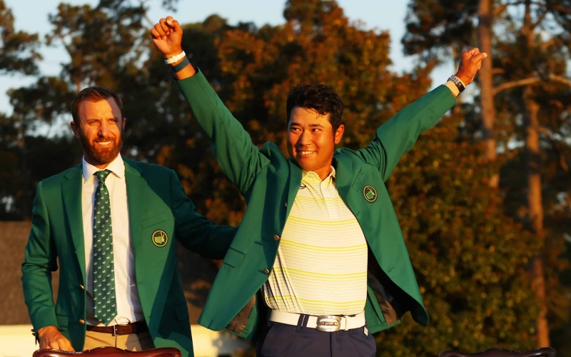 David Howell: Matsuyama finally finds the route to Major success for Japan