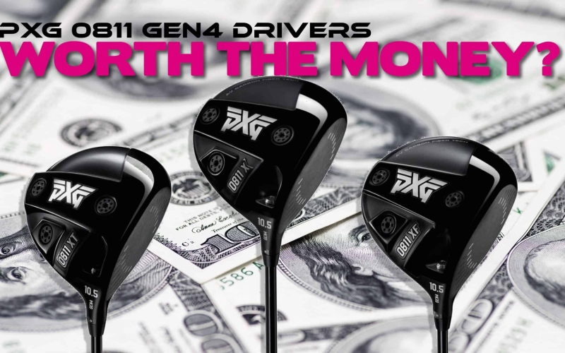 The PXG 0811 GEN4 driver comes under friendly fire!