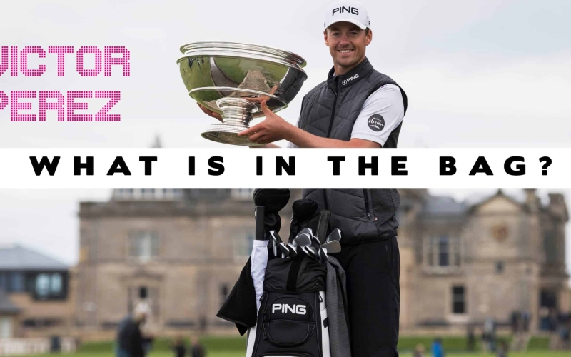 Victor Perez – What's in the bag?