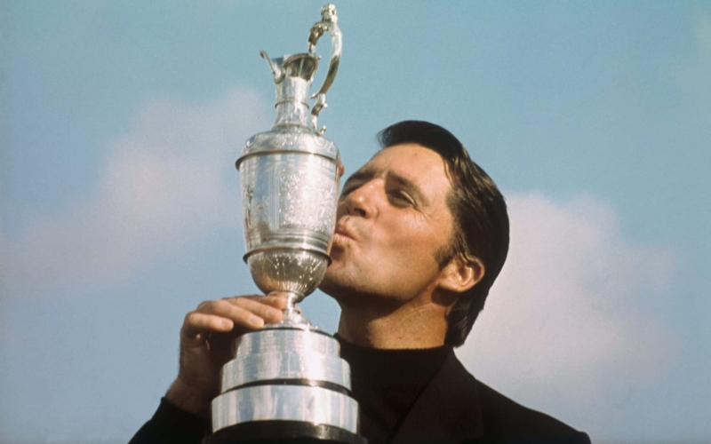 Gary Player: Winning The Open is always special –  but you need patience