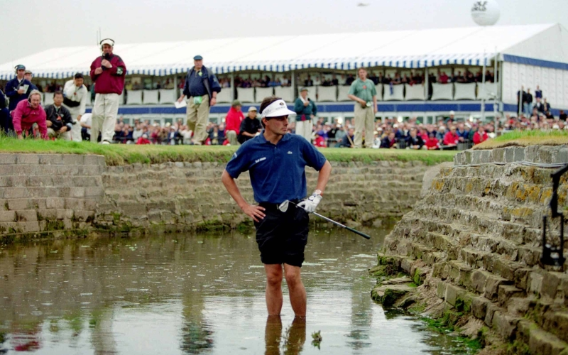 Spin back: Top 5 Open Championship collapses
