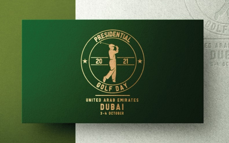 Presidential Golf Day set to shine in the UAE