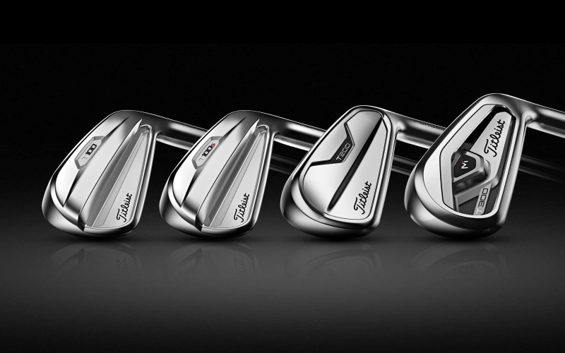 Titleist T Series Irons – Taking things to the next level