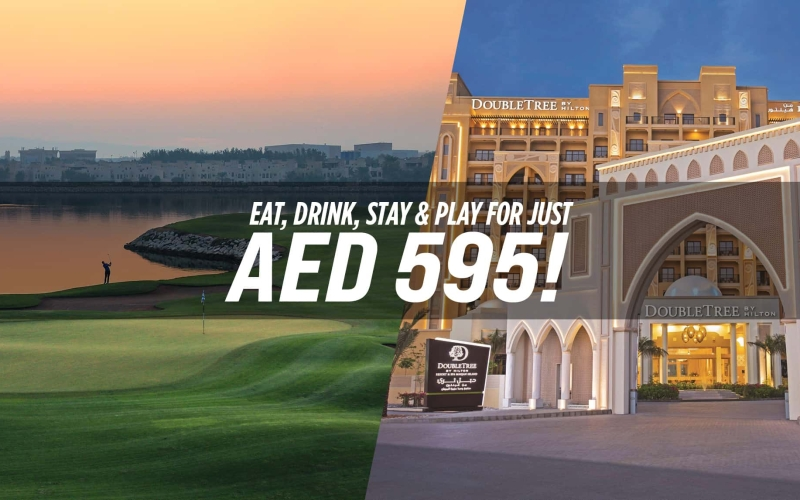 Worldwide Golf Society Showdown – Fun and games at Al Hamra for a 'no-brainer' price