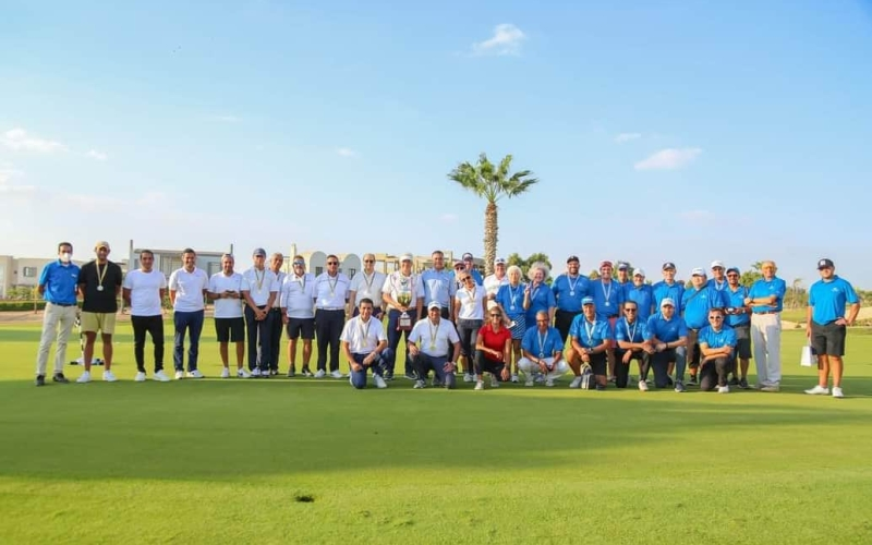 The inaugural Egypt Troon Cup has proved a huge success
