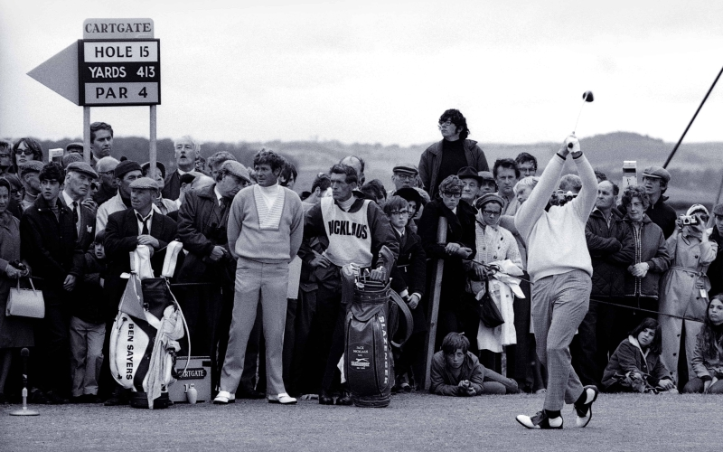 Jack Nicklaus – Power of the Golden Bear