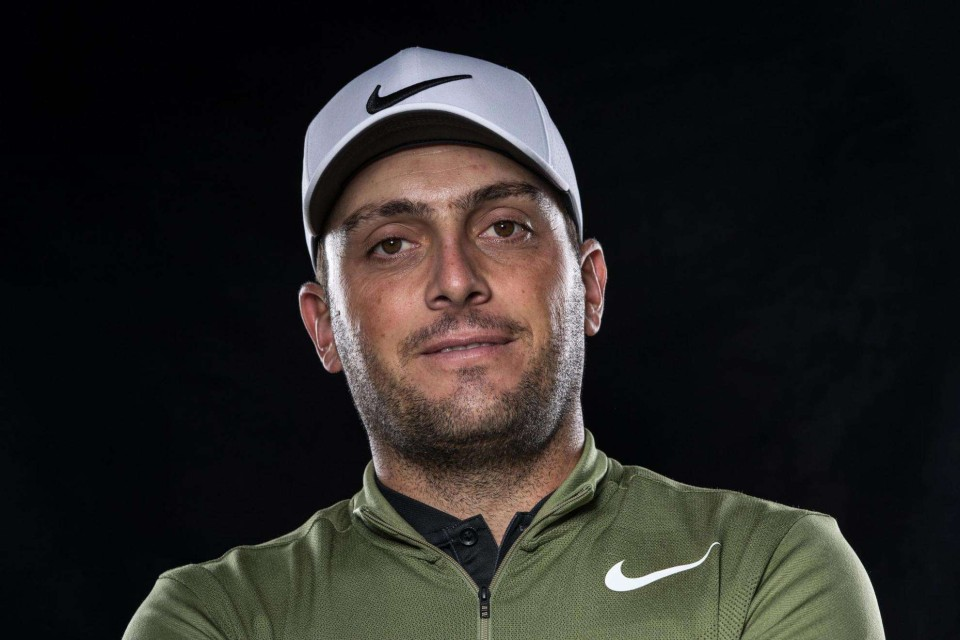 Image result for francesco molinari eyebrows