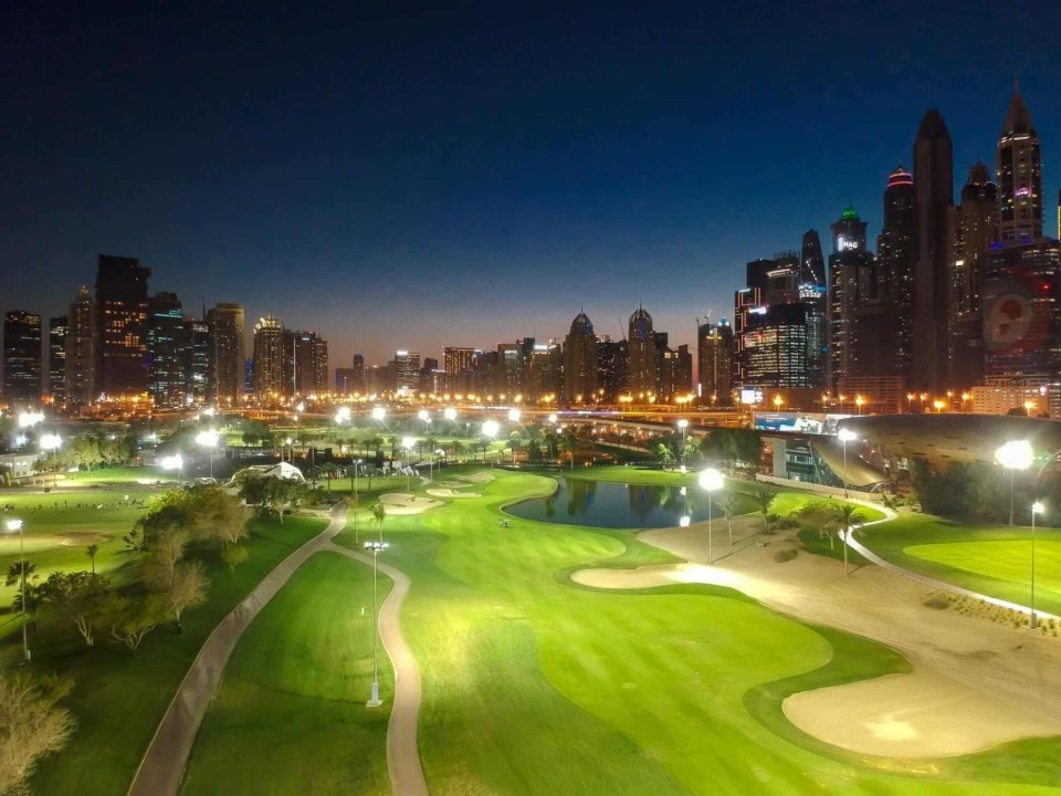 Famous Golf Courses in Turkey Lit up with LEDs - LEDinside