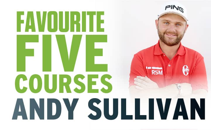 Favourite Five, Andy Sullivan