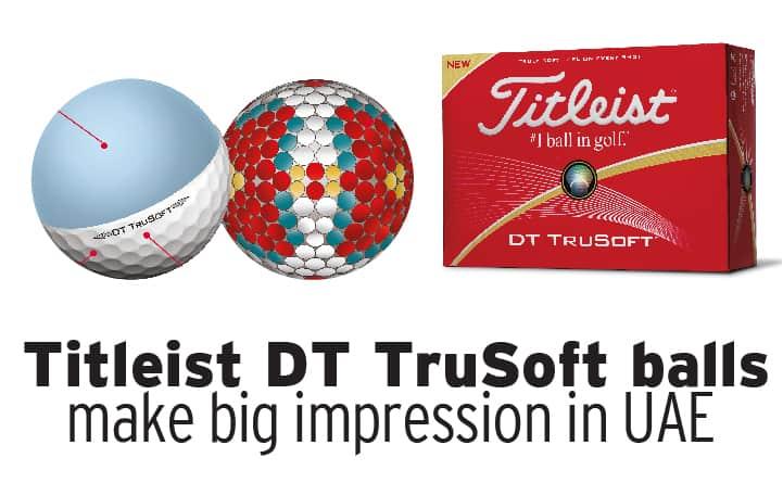 Titleist, TruSoft, DT Trusoft
