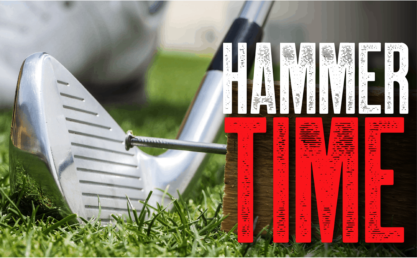 Improve Your Ball Striking With Hammer Drill Worldwide